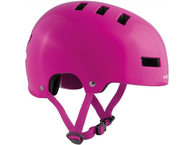 MET Yo-Yo Helm pink